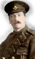 Private F. G. Dancox VC